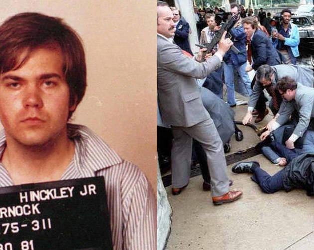 John Hinckley Jr. Presidential Assassins