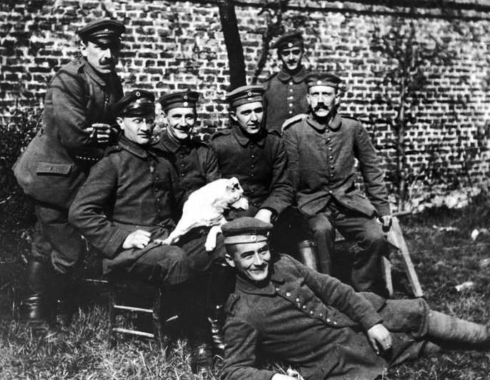 Hitler First World War