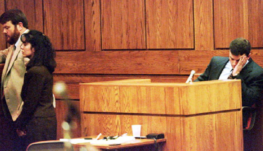 John Bobbitt And Lorena Bobbitt Trial