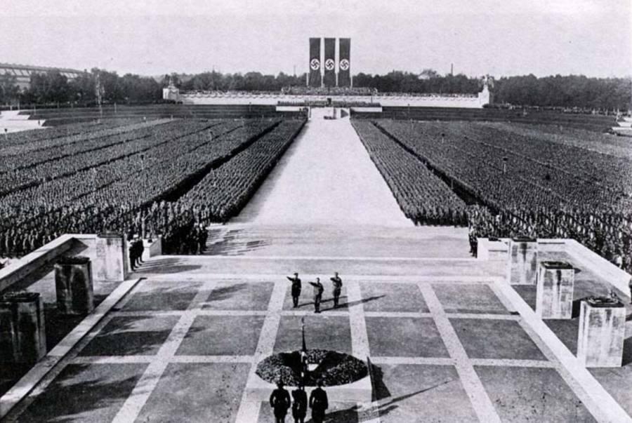 Nazi Party Nuremberg
