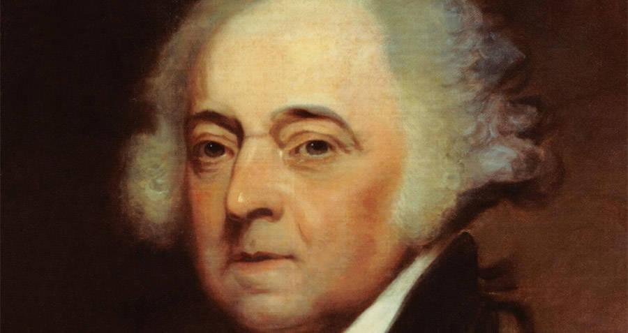New John Adams