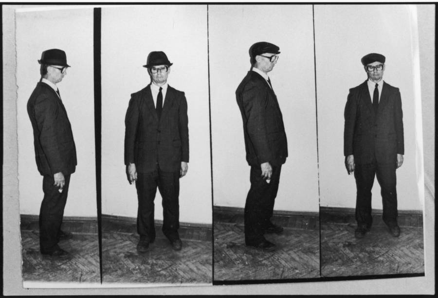 Portraits Of Andrei Chikatilo