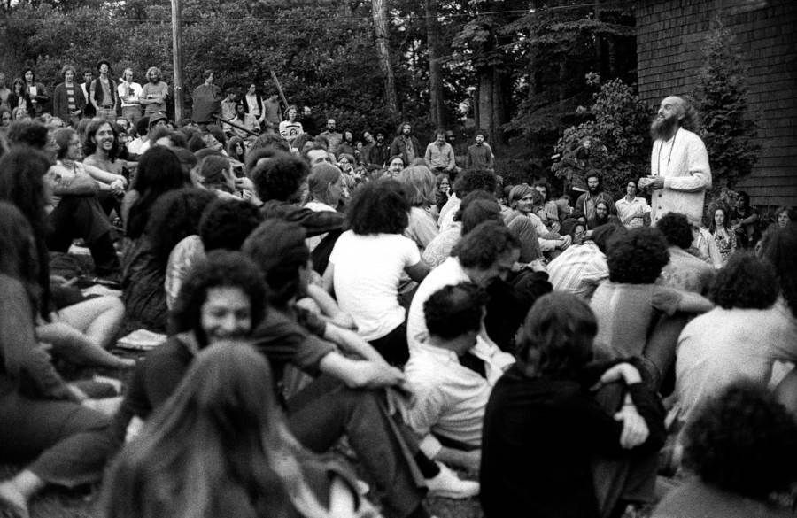 Ram Dass Richard Alpert Teaching