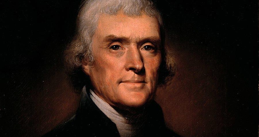 Thomas Jefferson Dark Side