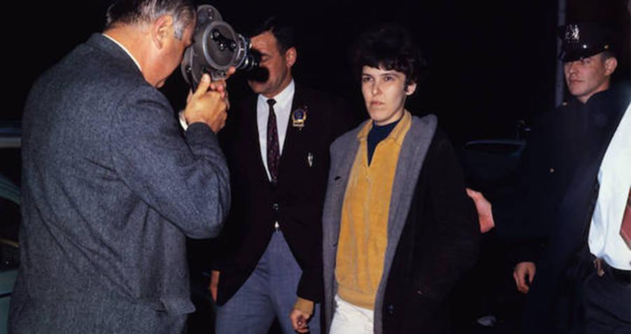 Valerie Solanas Arrested