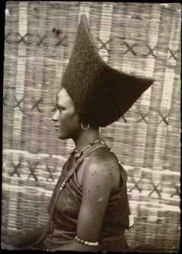 25 Vintage Portraits Of African Women With Their Amazing