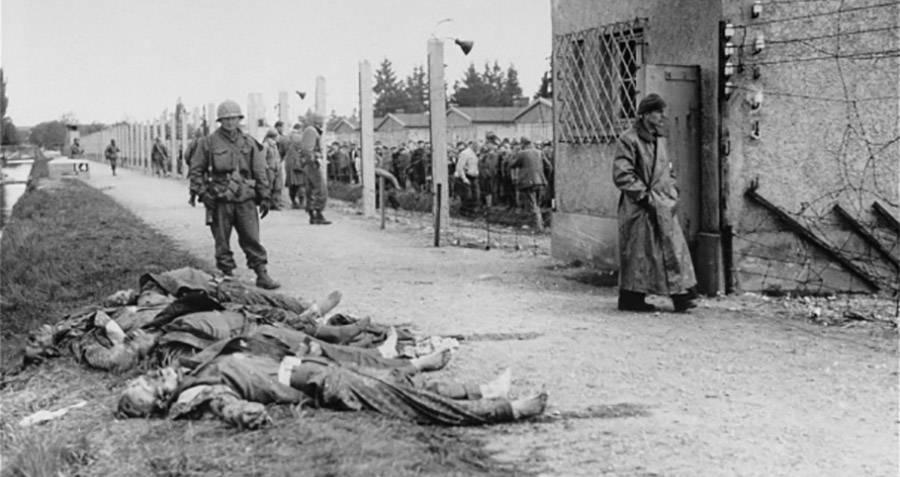 Dachai Dead Nazis