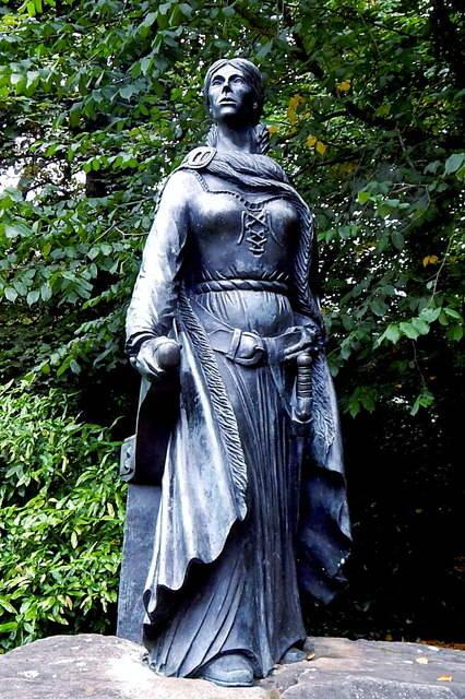 Grace O'Malley Statue