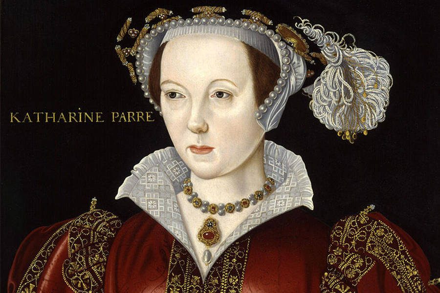 Henry Viii Wives Katherine Parr