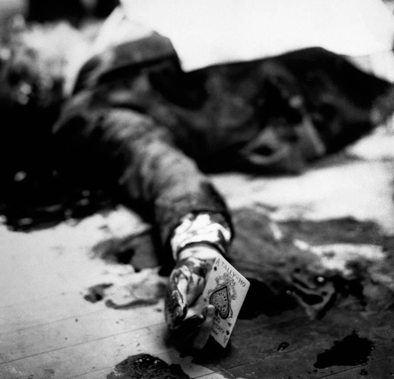 Joe Masseria Corpse