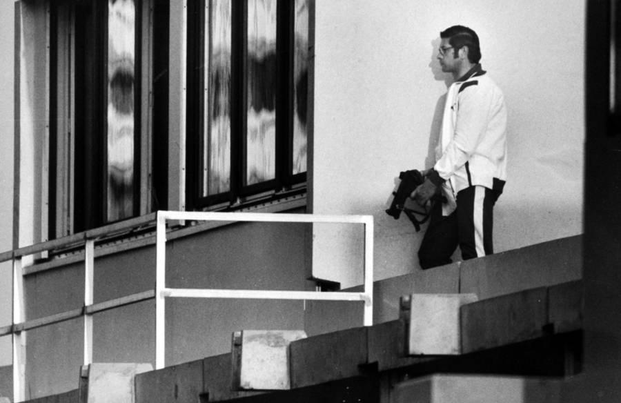 Policeman During Munich Massacre