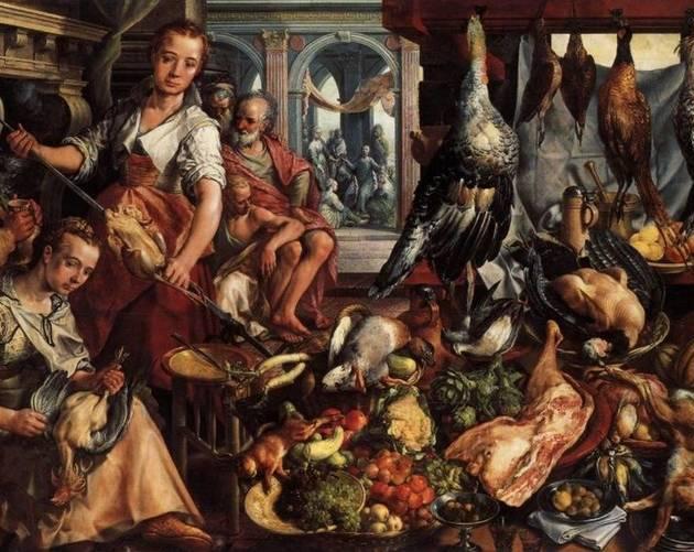 Preparing Medieval Foods
