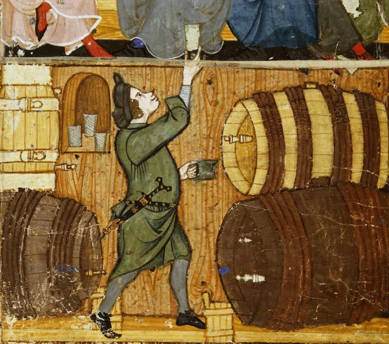 Wine Tasting Art
