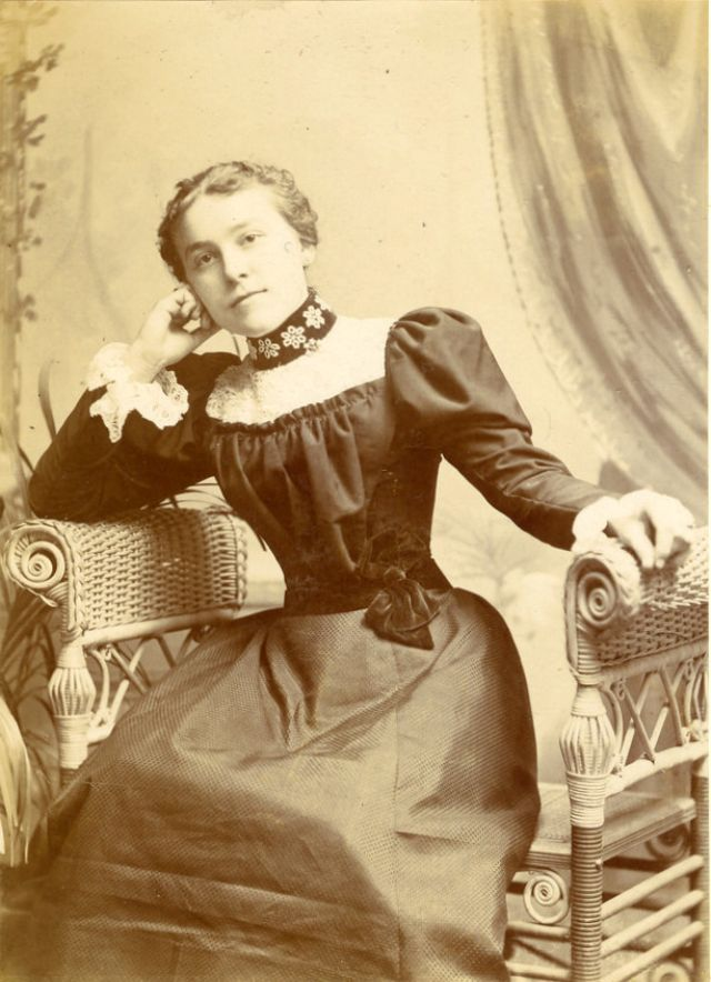 Corset Victorian Women