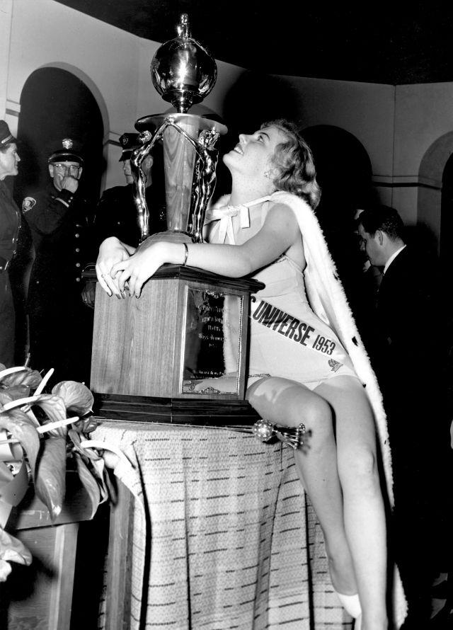 Vintage 1961 Miss Universe Beauty Pageant Program | #17119028