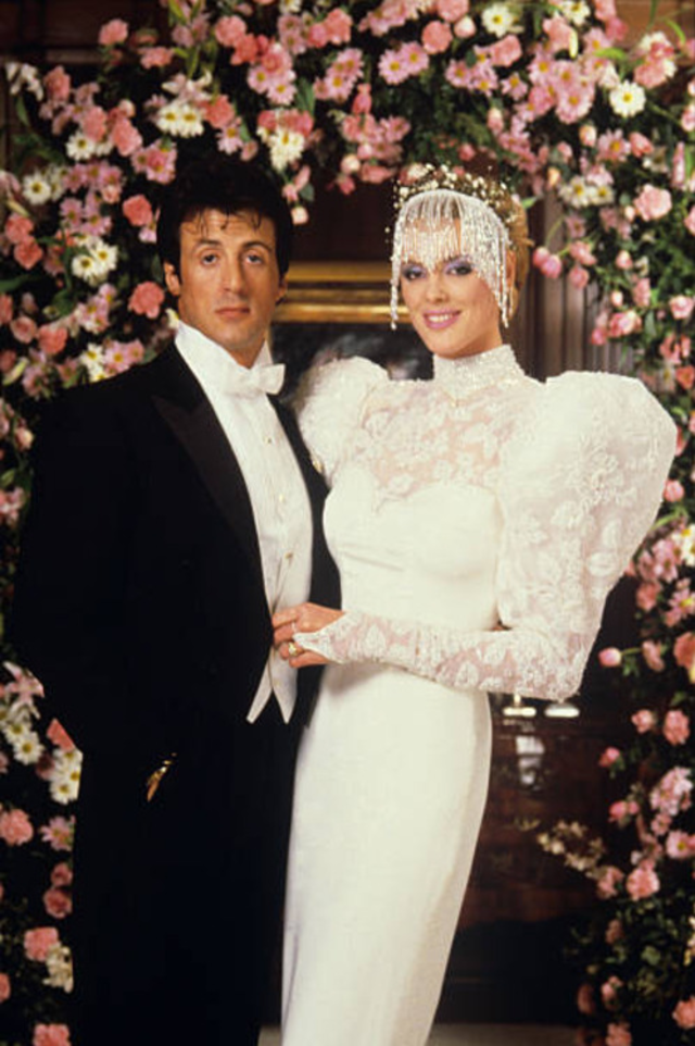 30 Old Photos of Sylvester Stallone and His Wife Brigitte ...