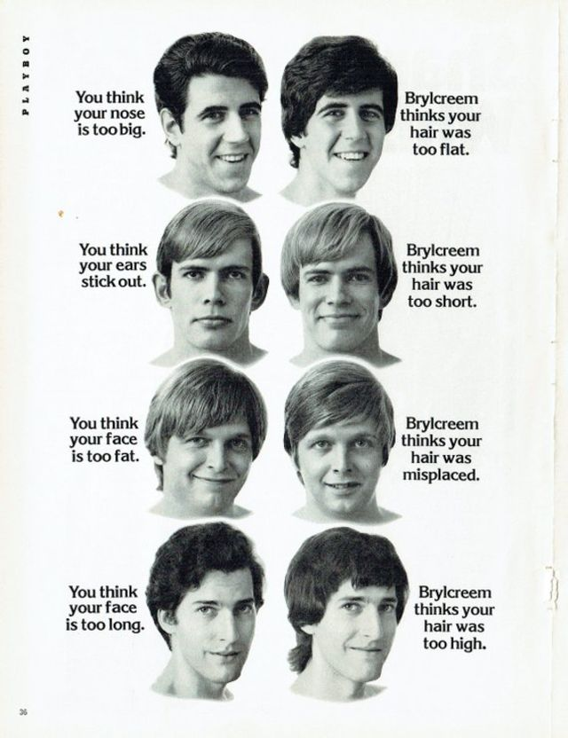 Amazing Vintage Adverts Of Hair Necessities For Men From The 1970S Natural Hairstyles Runnerswayorg