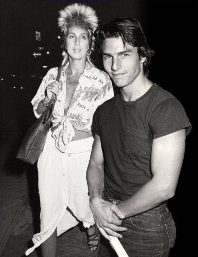Cher Tom Cruise