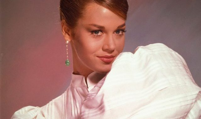 Portrait Photos of Jane Fonda for the Warner Brothers