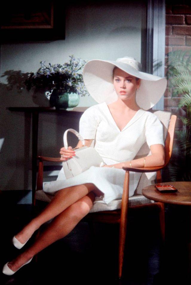 20th-century-man:  Jane Fonda / publicity photo for