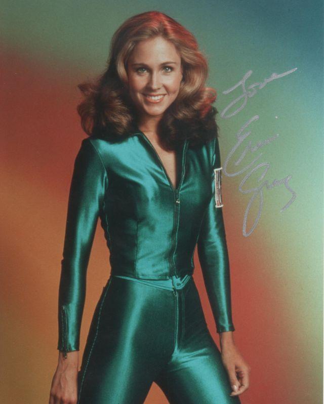 Erin Gray. Colonel Wilma Deering on Buck Rogers.   Erin