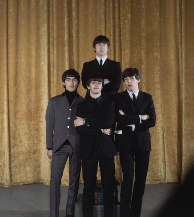 Feb 9 1964 The Beatles Made Their Ed Sullivan Show Debut In Their First Trip To The United States Vintage News Daily