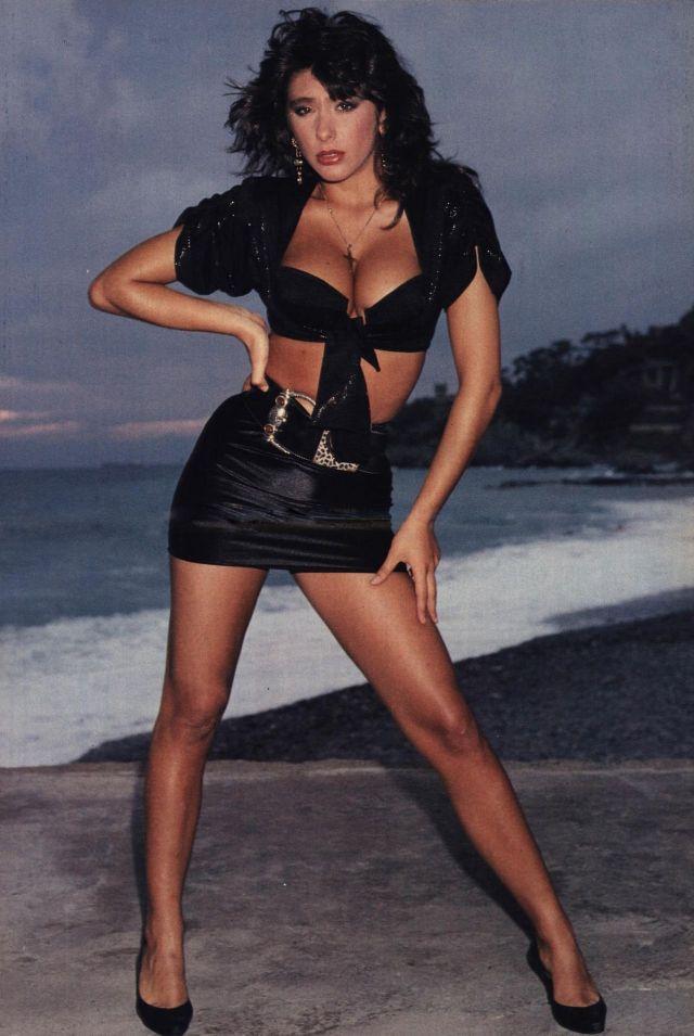Italian Sex Symbol: 50 Stunning Pics of Sabrina Salerno in
